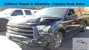 Collision Repair Shop in Alhambra - Campus Body Salon