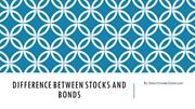 Difference Between Stocks and Bonds