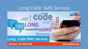 Long Code SMS   Long Code SMS Service Provider