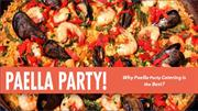 Paella Party Catering