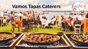 Wow Food, Wow Service by Vamos Tapas Caterers