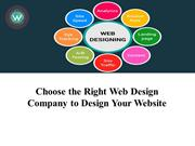 Choose the Right Web Design Company to Design Your Website