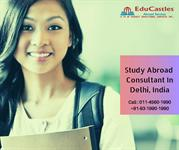 Study Abroad Consultant in Delhi, india