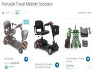 Portable Travel Mobility Scooters | Portable Scooter for elderly