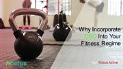Why Incorporate  CBD Into Your  Fitness Regime