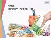 Free Intraday Trading Tips | Get Best Stock Trading Tips