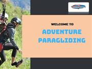 Paragliding in Colorado to best explore the rugged beauty