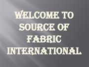 Fabric Wholesale Online