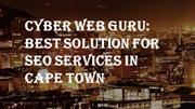 Cyber-Web-Guru-Best-Solution-for-SEO-Services-in-Cape-Town
