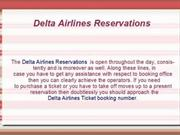 Delta Airlines Flights - Delta Airlines Reservations Deals