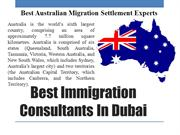 Migrate To Australia From Dubai
