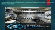 commercial restaurant equipment - restaurant equipment for sale - rest