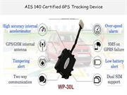 AIS 140 Certified GPS Tracking Device