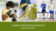 Good Health Easy Tips