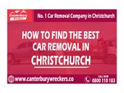 Car Removal Christcruch ( Canterbury Wreckers)