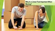 Importance Of Linear Foot Measurement When Moving