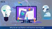 Why do we use Python and machine learning and AI