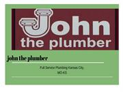 Why you need Plumbers Kansas City for repair service?