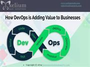 How devops is adding value to the businesses