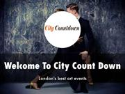 City Count Down Presentations