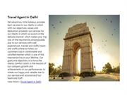Domestic Tour Packages In India