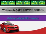 How to Find the Safe Driving School in Silverwater