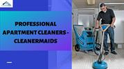 Online Booking Of Professional Apartment Cleaners -CleanerMaids