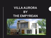 Villa Aurora - The Empyrean -Comfort Living In Every Inch