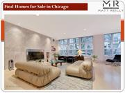 Find Homes for Sale in Chicago