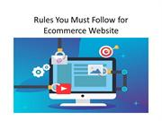 Rules-You-Must-Follow-for-eCommerce-Website
