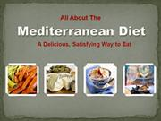 Mediterranean Diet - All You Need To Know - by The Olive Tap