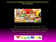buy online  educational toys for kids
