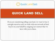 Tips For How to Sell Property | Vacant Land Buyers – Quick Land Sell