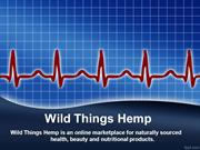 Wild Things Hemp ! Wild Things CBD