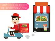 Why go for food delivery services