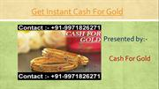 Cash For Gold | Sell Gold | Gold Buyer