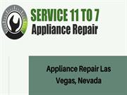 The best refrigerator repair service in Las Vegas