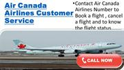 Air canada Airlines Customer service -best deals, offers and more