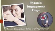Unique Engagement Rings Online From Phoenix Jewelry Designers