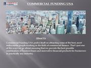 Healthcare Financing in USA |commercialfundingusa.com