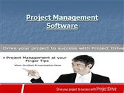 Get Project Management Software