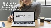 Depicting the Relationship between SEO  and Content Marketing