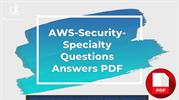 Download AWS-Security-Specialty Exam Dumps PDF  Just Like the Real Tes