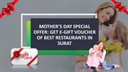 Mother's Day Special Offer Get E-Gift Voucher Of Best Restaurants In S