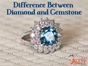 Difference Between Diamond And Gemstones