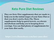 Keto Pure Diet : Read This Before Buying |
