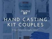 Hand Casting Kit Couples