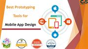 Best Prototyping Tools for Mobile App Design
