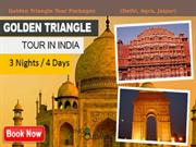 Golden Triangle Holidays - Jingo Holidays