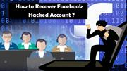 How to Recover Facebook Hacked Account ?
